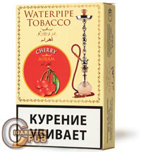 Ahram Cherry Hookah Tobacco (10 Packs x 50 Grams) 1 Cartons