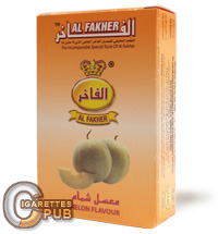 Al Fakher Melon Flavour Hookah Tobacco (10 Packs x 50 Grams) 1 Cartons