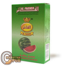 Al Fakher Watermelon Flavour Hookah Tobacco (10 Packs x 50 Grams) 1 Cartons