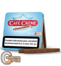 Cafe Creme Blue 1 Cartons
