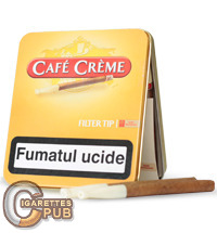 Cafe Creme Filter Tip 1 Cartons