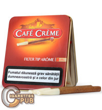 Cafe Creme Filter Tip Arome 1 Cartons