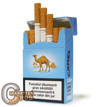 Camel Blue 1 Cartons