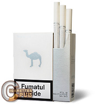 Camel White 1 Cartons