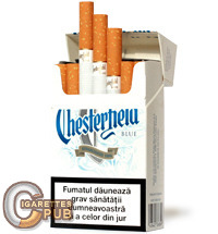 Chesterfield Blue 1 Cartons