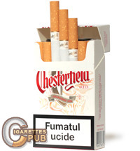 Chesterfield Red 1 Cartons
