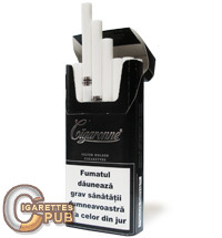 Cigaronne Exclusive Black 1 Cartons