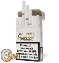 Cigaronne Exclusive Mini White 1 Cartons