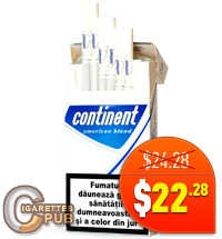 Continent Superslims 1 Cartons