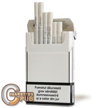 Davidoff B&W White Slims 1 Cartons