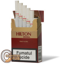Hilton Original Non-Filter 1 Cartons