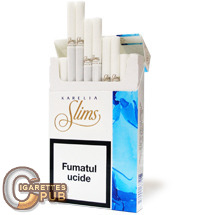 Karelia Slims Blue 1 Cartons