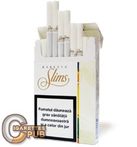 Karelia Slims Crem Color 1 Cartons