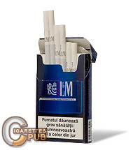 L&M Motion Blue 1 Cartons
