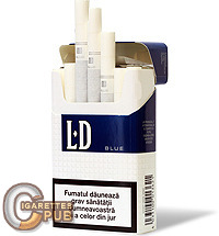 LD Blue 1 Cartons