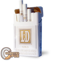LD Gold 1 Cartons