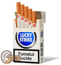 Lucky Strike Blue 1 Cartons