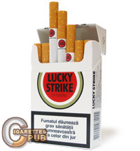 Lucky Strike Original Red 1 Cartons