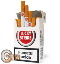 Lucky Strike Original Silver 1 Cartons
