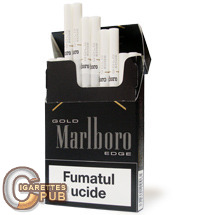 Marlboro Gold Edge Slims 1 Cartons