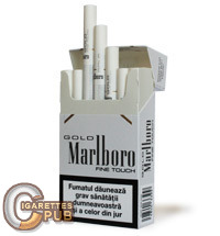 Marlboro Gold Fine Touch 1 Cartons