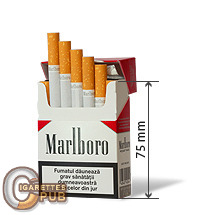 Marlboro Red Pocket Pack 1 Cartons
