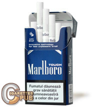 Marlboro Touch LSS Blue 1 Cartons