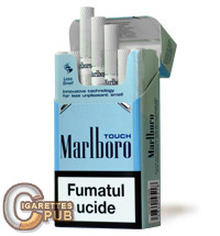 Marlboro Touch LSS Silver 1 Cartons