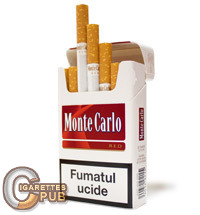 Monte Carlo Red 1 Cartons