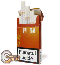 Pall Mall Amber Slims 1 Cartons