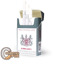 Pall Mall Silver 1 Cartons