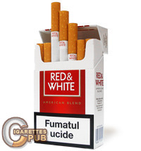 Red & White American Blend 1 Cartons