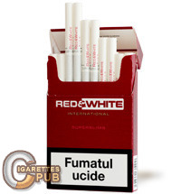 Red & White Superslims Rich 1 Cartons