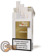 Red & White Superslims Special 1 Cartons