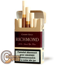 Richmond Cherry Gold 1 Cartons