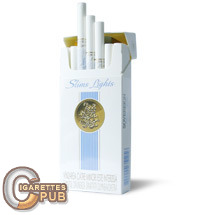 Sovereign Slims Lights 1 Cartons