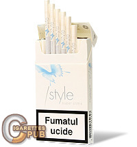 Style Superslims 1 Cartons