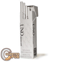 Virginia Super Slims UNO White 1 Cartons