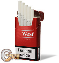 West Compact Red 1 Cartons