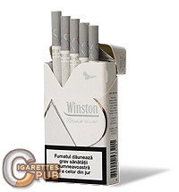 Winston XStyle silver 1 Cartons